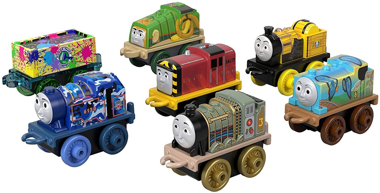 Thomas /& Friends Minis 2018//3 Pop Art Diesel 10