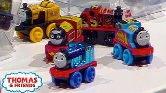 2016 New York Toy Fair display