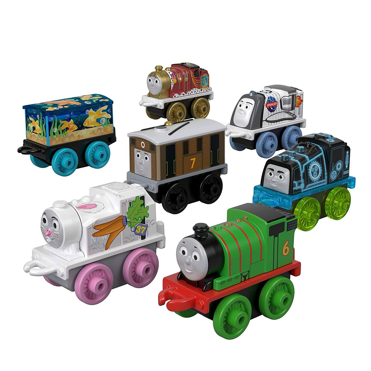 7-Pack 3 (2019) | Thomas and Friends MINIS Wiki | FANDOM