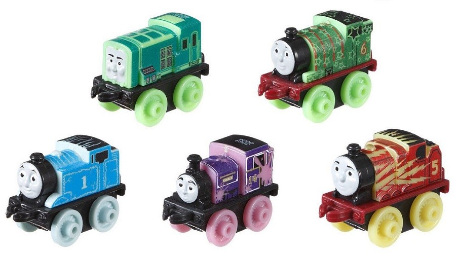 Glow in the dark thomas and friends minis wiki fandom powered by glow in the dark thecheapjerseys Image collections