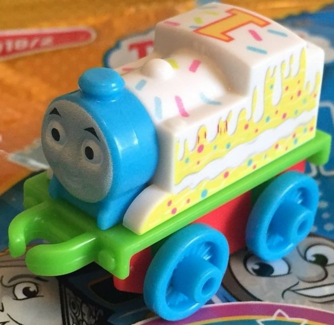 Excellent Party Favor Surprise Cargo Thomas And Friends Minis Wiki Fandom Funny Birthday Cards Online Overcheapnameinfo