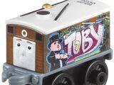Graffiti Toby