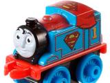 Thomas as Superman