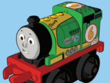 Racing Percy