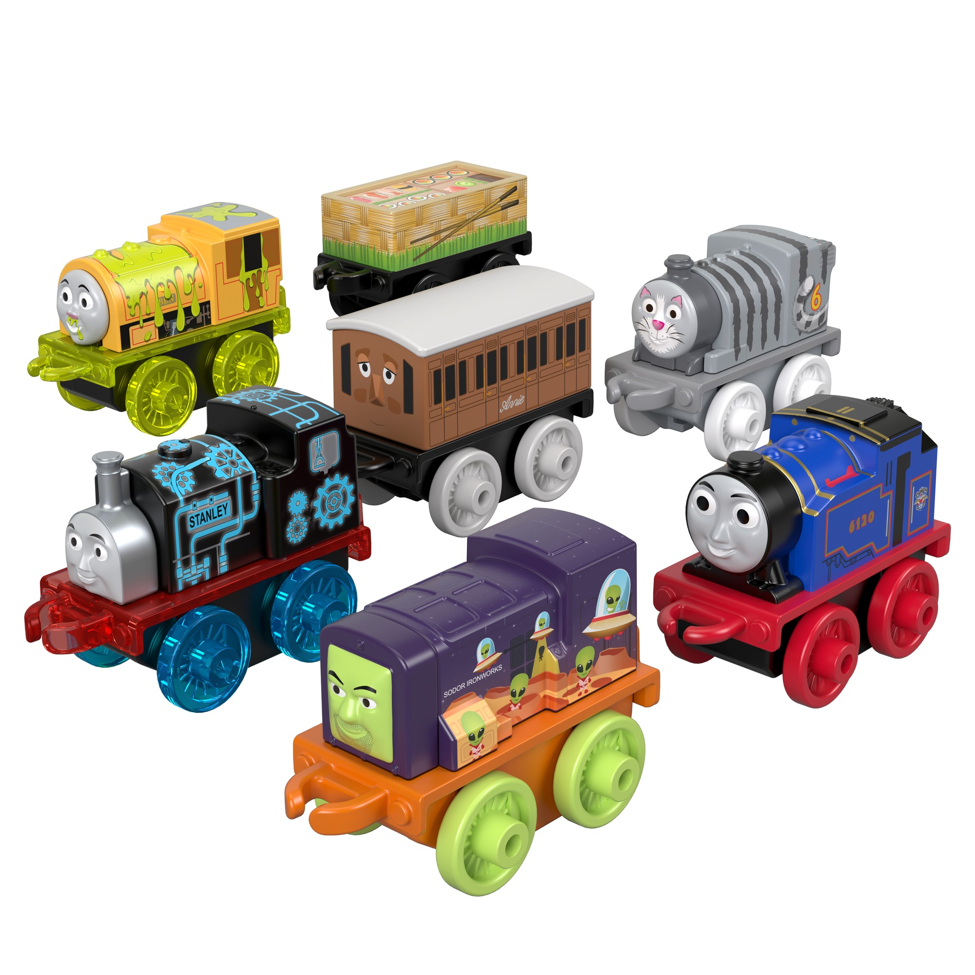 7-Pack 2 (2019) | Thomas and Friends MINIS Wiki | FANDOM