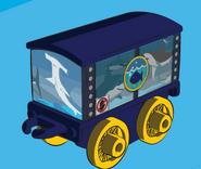 AnimatedSharkCargoCar