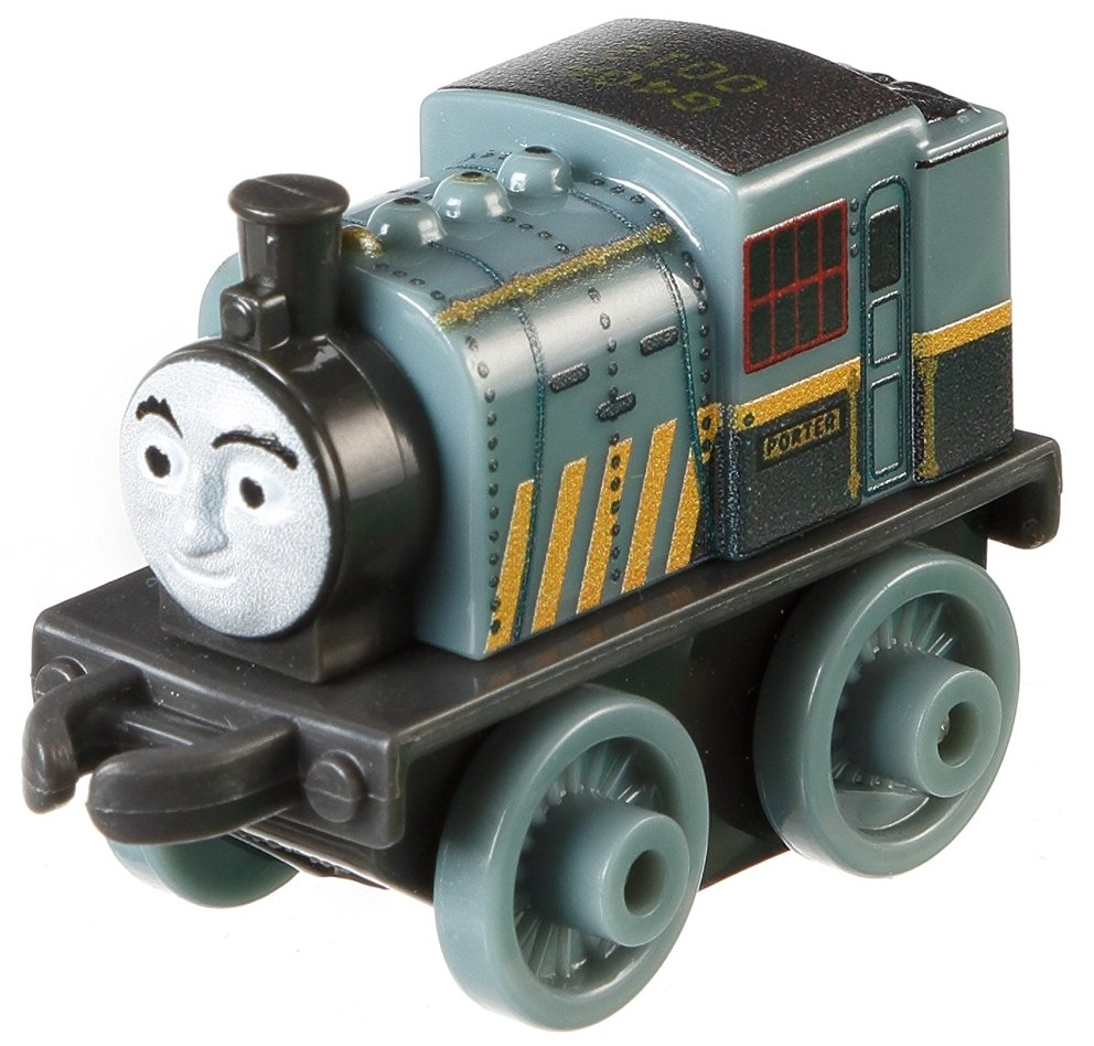 Thomas And Friends Porter Engine