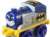 Thomas as Batman