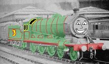 Jdeguara the green engine
