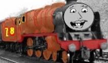 Felix cheng s lipsy the orange engine of sodor by thomas fan collector ddjwx8z