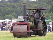 Sam the steamroller