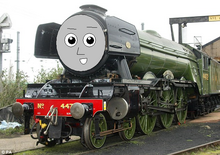 HamheadHamilton the Flying Scotsman