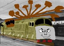 Devious diesel 1000 by thomas fan collector de21axu