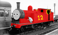 Ray the Red Engine