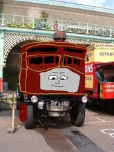 Elijbrown the vintage lorry