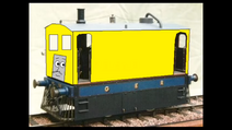 Luigi The Yellow Tram Engine