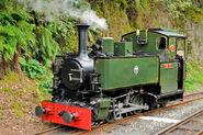 2263 (7) 'Tom Rolt' A Barclay 0-4-2T - Talyllyn Railway 25.08.11 Andrew Naylor-L