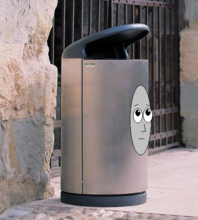 Dave the Trashcan