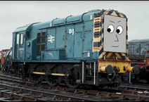 Dj The blue diesel