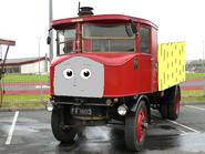 Eli the Vintage Steam Truck