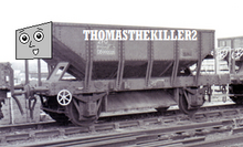 Thomasthekiller2 the Coal Hopper