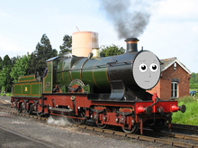 George the Famous Engine