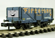 Coalass the blue coal car by thomas fan collector de2xgwm