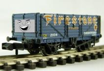 Coalass the blue coal car by thomas fan collector de2xgwm