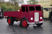 Segasygyzy the Horrid Lorry