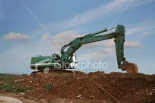 Linkthehero13 the excavator