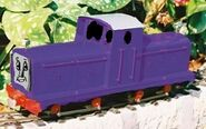 Cale from Bernest the engine car