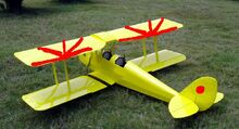 Trainboy7 the bi-plane