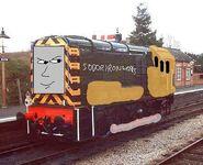 Minority06 the iron diesel