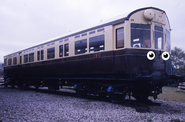 Billy the GWR Autocoach