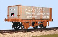 Scruffy (FelixCheng's picture)