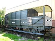 Felix the GWR Brakevan