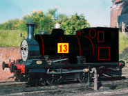 Keondre13 the Unlucky Engine