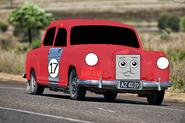 Race Car HamSalidRolls