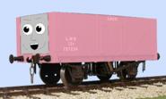 Koch the Naughty Pink Truck