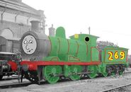 Jamjars the green engine