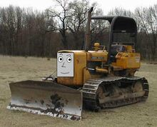 Bossyengine the bulldozer