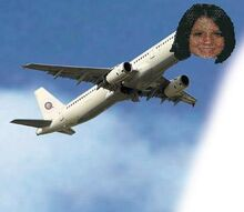 Molly hite the jet plane