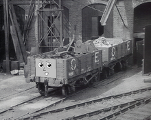 HaterOfThomasTheTrain the Troublesome Truck