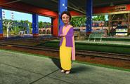 Irene the Indian Railway Controller