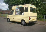 LegionFan454 the Ice Cream Van