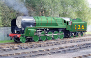Mr. Neil the 9F