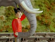 Pokerman the Elephant Keeper