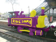 Kingspam78 the magical engine