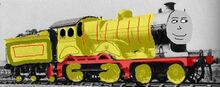 Omggyowtf the yellow engine