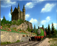 Percy and the Scottish Castle